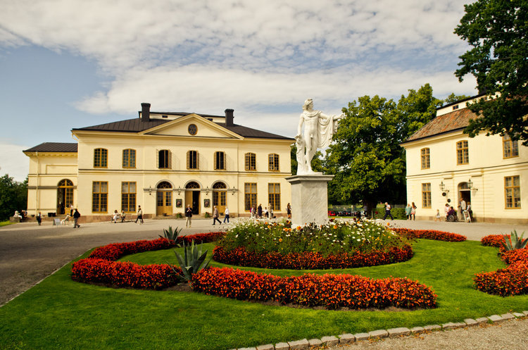 Drottningholms Slottsteater, near Stockholm, has started using #DIESE as its planning system